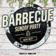 Barbecue BBQ Party Flyer Template - GraphicRiver Item for Sale