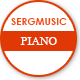 Short Piano Fragment - AudioJungle Item for Sale