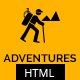 Adventures – Adventures and Tour HTML Template - ThemeForest Item for Sale