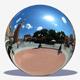 Sunny Italian Town Square HDRI