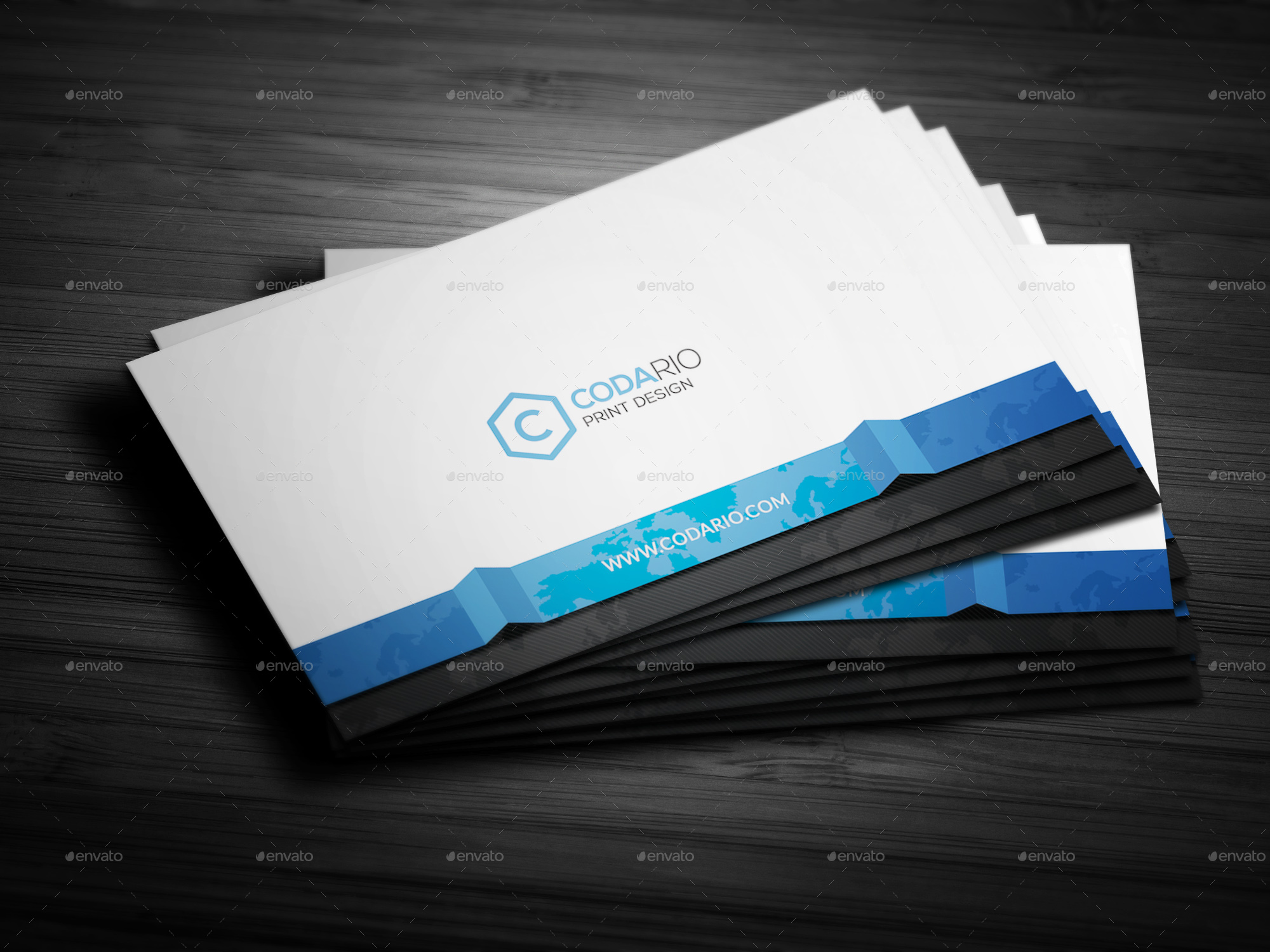 Modern Business Cards Mega Bundle - Ten In One by Labib ...