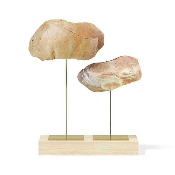 Rock Samples - 3DOcean Item for Sale
