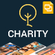 Charity Creative Google Slides Presentation Template