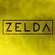 ZELDA Typeface (Fill) - GraphicRiver Item for Sale
