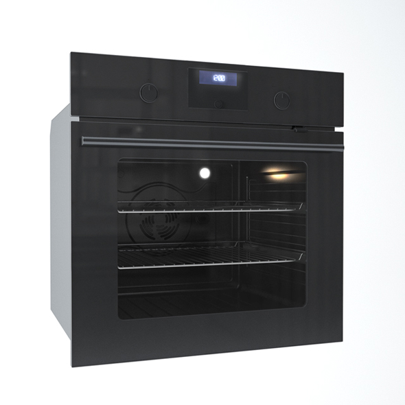Ikea Bejublad Oven - 3DOcean Item for Sale