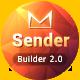 Sender - Responsive Email + MailBuild Online Nulled