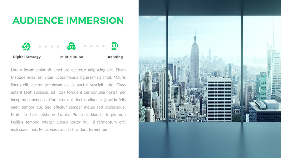 Business Proposal  Google Slides Presentation Template By Tkarimli