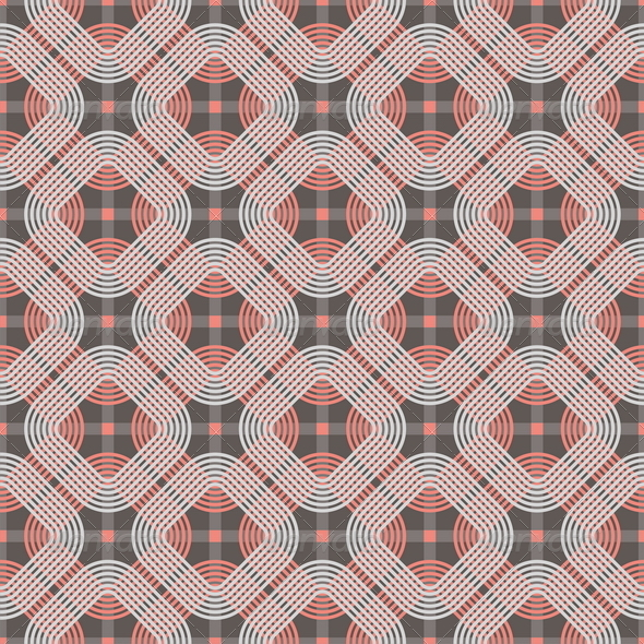 Seamless Vector Pattern - Patterns Decorative
