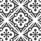 Seamless Black & White Pattern - GraphicRiver Item for Sale
