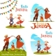 Girl And Boy Dancing At Brazilian Festa Junina - GraphicRiver Item for Sale