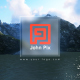 Natural Motion Logo - Mountain Lake - VideoHive Item for Sale