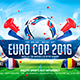 Football Euro Cup Flyer vol.1 - GraphicRiver Item for Sale