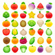 Fruits and Vegetables Collection - GraphicRiver Item for Sale