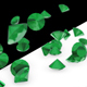 Falling Emeralds - VideoHive Item for Sale