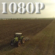 Flying over Wheat Field Harvester 4 - VideoHive Item for Sale