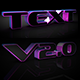 3D Dark Text V2.0 - 3DOcean Item for Sale