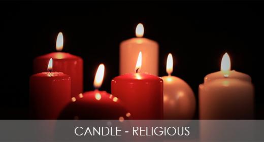 Candle - Religiuos