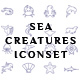 Sea Creatures - GraphicRiver Item for Sale
