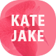 Kate + Jake - Lovely WordPress Wedding Theme - ThemeForest Item for Sale