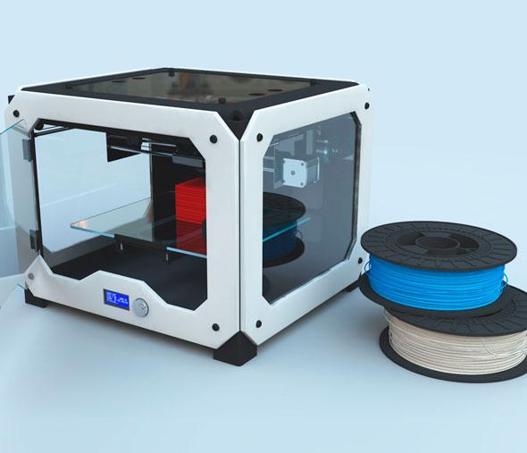 3D printer - 3DOcean Item for Sale