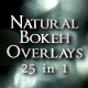 Natural Bokeh Overlays PACK 25 in 1 - VideoHive Item for Sale