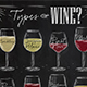 Wine Types Posters - GraphicRiver Item for Sale