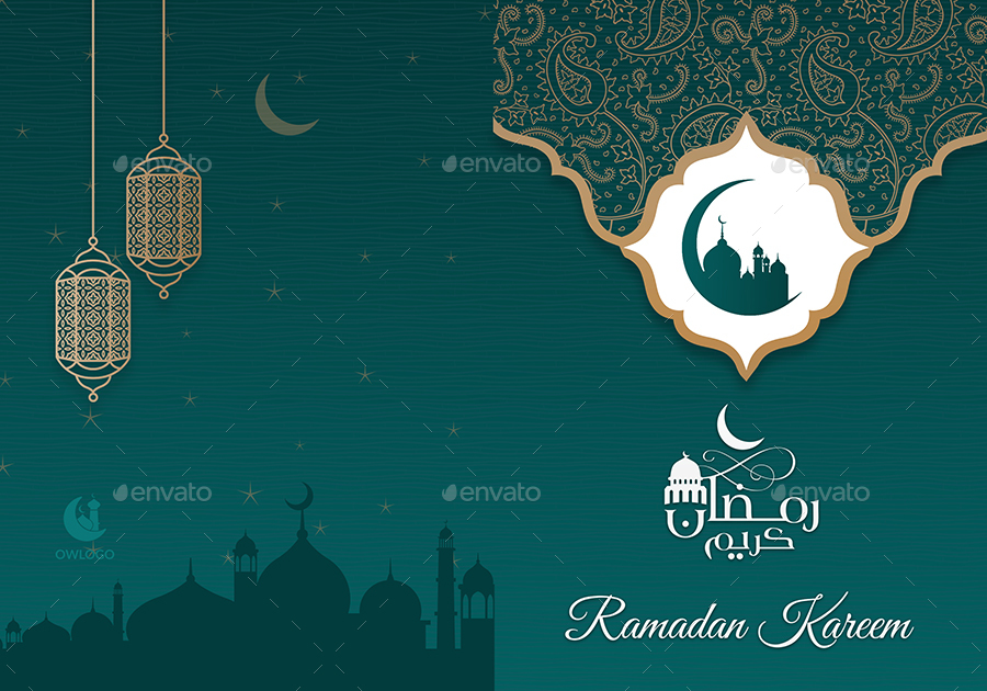 Ramadan kareem greeting card by owpictures graphicriver ramadan kareem greeting card m4hsunfo