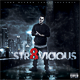 Straight Vicious Mixtape / CD Cover Template - GraphicRiver Item for Sale