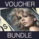 Fashion Gift Voucher Bundle - GraphicRiver Item for Sale
