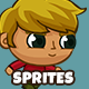 Boy Game Sprites - GraphicRiver Item for Sale