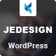 Jedesign multipurpose WordPress theme - ThemeForest Item for Sale