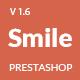 Smile - Responsive PrestashopTheme Nulled