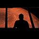 Astronaut Looks At Mars From Shuttle - VideoHive Item for Sale