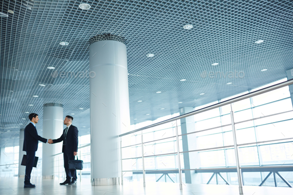 Business center - Stock Photo - Images