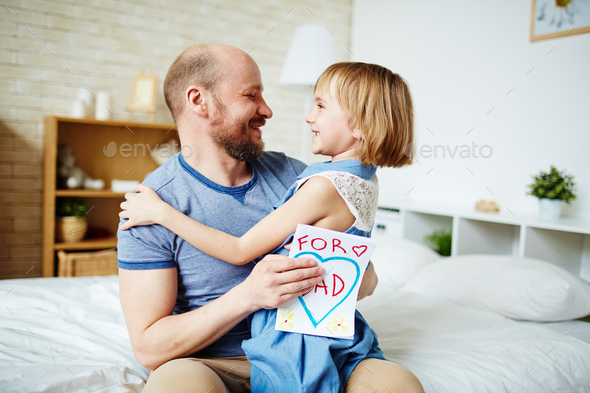 Father holiday - Stock Photo - Images