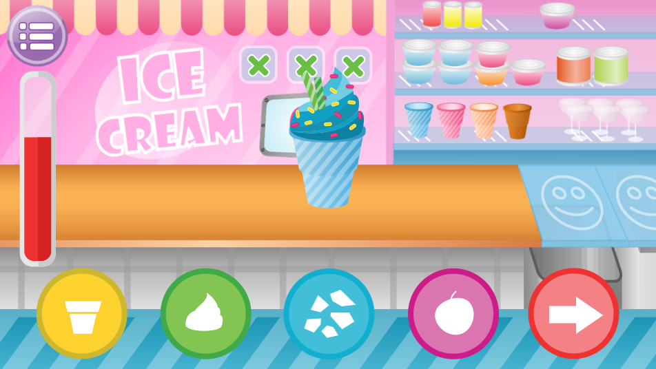 ice cream memory html5 mobile and desktop game construct 2 full