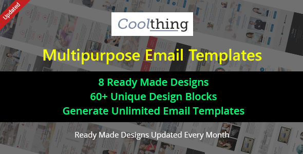 Business Email Template - Newsletters Email Templates