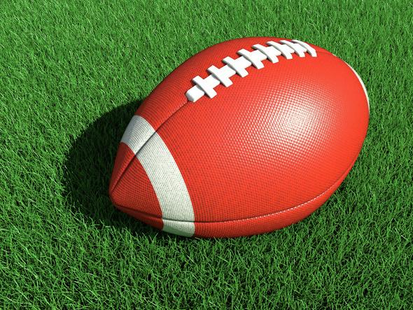 Football for Cinema 4D - 3DOcean Item for Sale