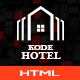 Kode Hotel - Responsive Hotel Template - ThemeForest Item for Sale
