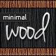 Minimal Wood - GraphicRiver Item for Sale