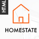 HOME STATE - Single Property Real Estate HTML Template Nulled
