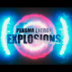 Plasma Energy Explosions - VideoHive Item for Sale