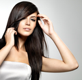 Woman with beauty long straight hair - PhotoDune Item for Sale