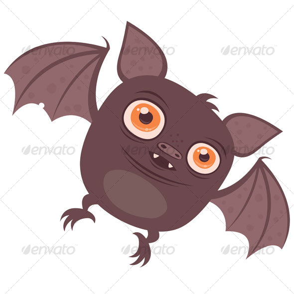 Batty - Animals Characters