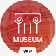 Museum - Responsive WordPress Theme Nulled