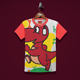 Dino Jogging Kids T-shirt Design - GraphicRiver Item for Sale