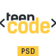 Teen Code - Ecommerce PSD Template - ThemeForest Item for Sale