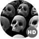 Skull Compilation - 18 Videos - VideoHive Item for Sale