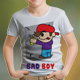 Badboy Kids T-Shirt Design - GraphicRiver Item for Sale
