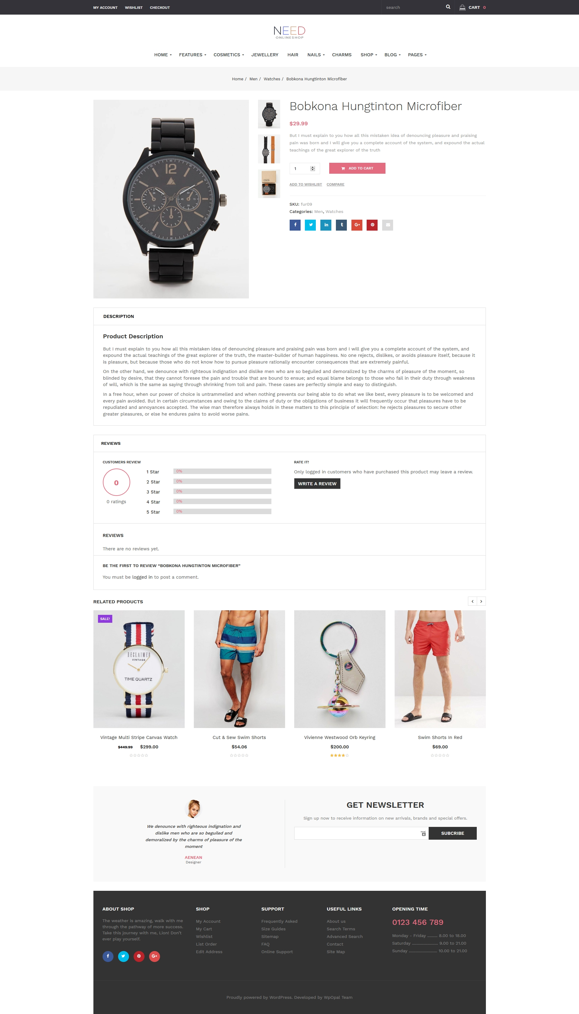 Need Multipurposes Responsive Ecommerce Wordpress By